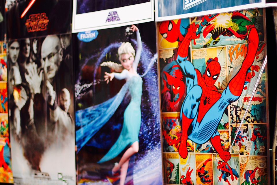 What are the Best Comic Books of all time? | Wonderlandstrips